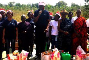 Construction de l'orphelinat de Sakassou : L'ONG Children's Hope confie une mission à la notabilité de N'Zôkôssou